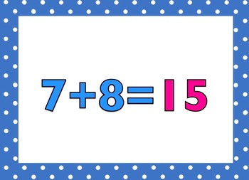 +5 Math Facts (with answers)