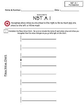 5.NBT.A.1 Pre-Assessment