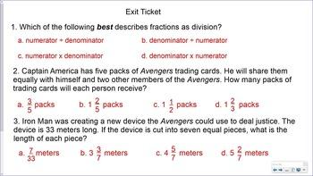 5.NF.3 SMART Board Lessons [86 Slides, ~1 week of instruction]