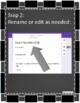 5.NF.5 Scaling Fractions Self Grading Assessment Google Forms