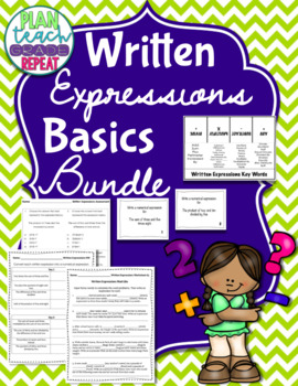 5.OA.2 (Numerical Expression) Bundle
