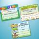 Summer Camp Certificates