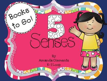 5 Senses: Books to Go!