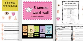 5 Senses Bundle