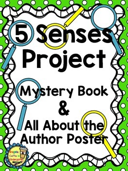 5 Senses Mystery Book Project