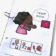 5 Set Bundle of Core Words Interactive Books for AAC Users