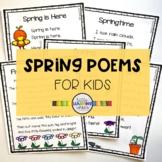 5 Spring Poems for Kids
