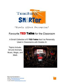5 Student Approved TED Talks for the Elementary and High S