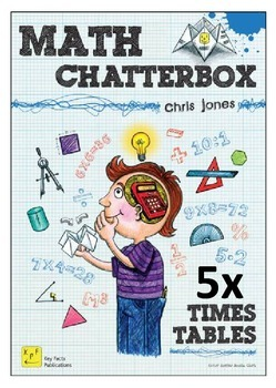 5 Times Tables Chatterboxes