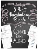5 No-Prep Vocabulary Lessons