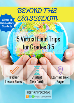 5 Virtual Field Trips for Grades 3-5