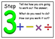 5 steps for solving math word problems