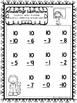 50 Double Digit Subtraction Without Regrouping Printable W