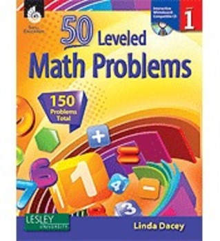 50 Leveled Math Problems Level 1
