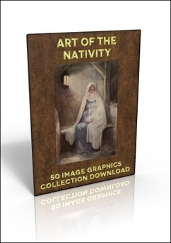 50 Nativity images for school fundraisers and more!