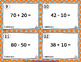 1.NBT.5 & 1.NBT.6 Task Cards: Adding and Subtracting Multi