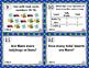 1st Grade MD Task Cards Bundle: First Grade Measurement an