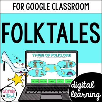 Folktales for Google Drive & Google Classrooom