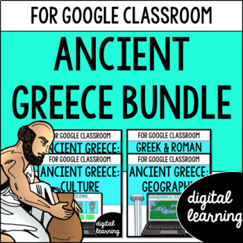 Google Drive & Google Classroom: Ancient Greece