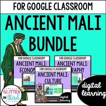 Ancient Mali for Google Drive & Google Classrooom