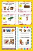 Task Cards - Short Vowels - 70 Cards Grouped by Vowel Soun