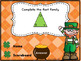 St. Patrick's Day Interactive Math Game 1st Grade Edition