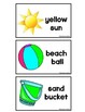 Summer Emergent Reader: Yellow Sun, Yellow Sun, What Do You See?