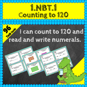 1.NBT.1 Task Cards: Counting to 120 Task Cards 1.NBT.1: Fi