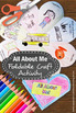 All About Me Back to School Interactive Notebook Getting t