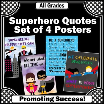 superhero classroom decorations teacher gifts decor