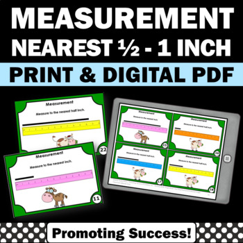 measurement to the nearest inch