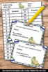 Suffixes Task Cards for Literacy Center Games & Word Work