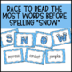 Word Fluency Game