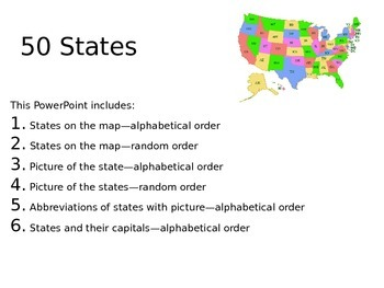 50 States Review