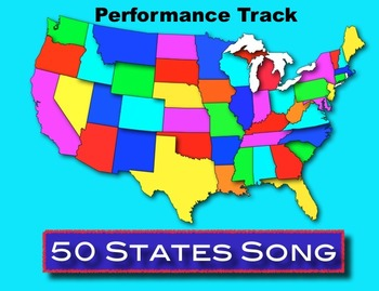 50 States Song mp3 Performance Track - Kathy Troxel / Audi
