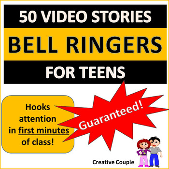 50 VIDEO STORIES: BELL RINGERS FOR TEENS!