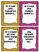 Quick Write Task Cards