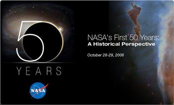 50 Years of NASA