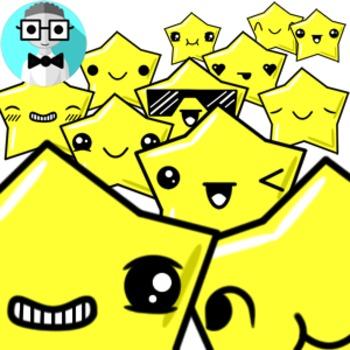 50 cute stars [Emotions Pack]