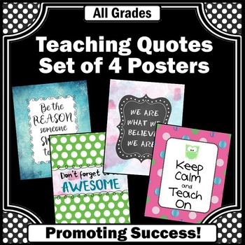 printable classroom posters teacher gifts