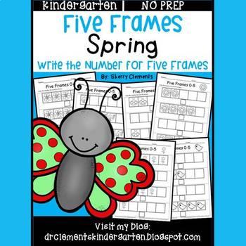 Five Frames (Spring)