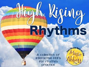 High Rising Rhythms {A Bundled Set of Rhythm Games}