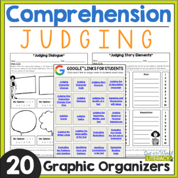 Reading Comprehension: Judging