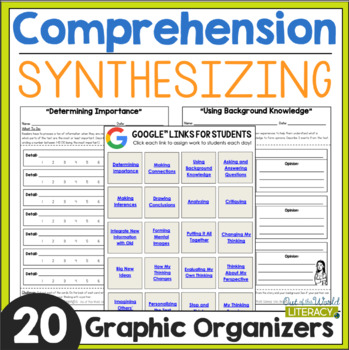 Reading Comprehension: Synthesizing