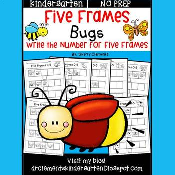 Five Frames (Bugs)
