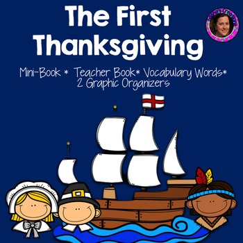 The First Thanksgiving (Florida & Common Core Standards)