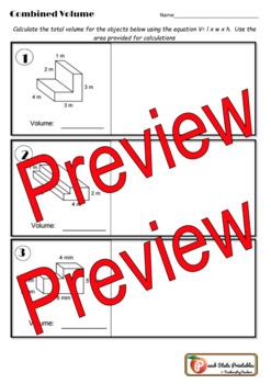 5th Grade: Combined Volume Classwork III