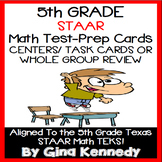 5th Grade STAAR Math Review, All TEKS!
