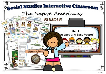 5th Gr Social Studies Set Chapter 2 The Earliest People US