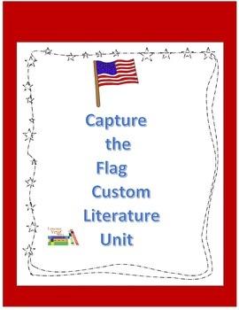 5th Grade Capture the Flag Common Core Sample